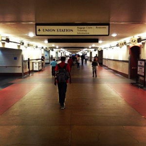 Union Station, Los Angeles - June 25, 2013
