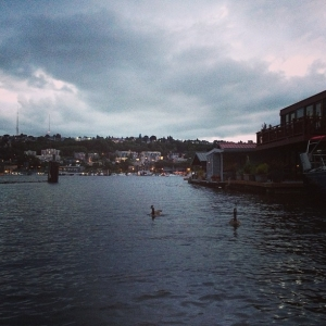 Lake Union, Seattle - June 12, 2013
